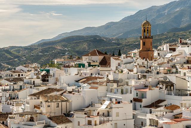 Costa del sol property, Malaga villas & apartments, Competa