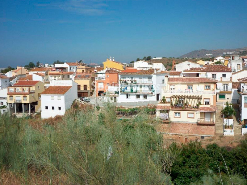 Country Properties Southern Spain Properties Malaga Competa